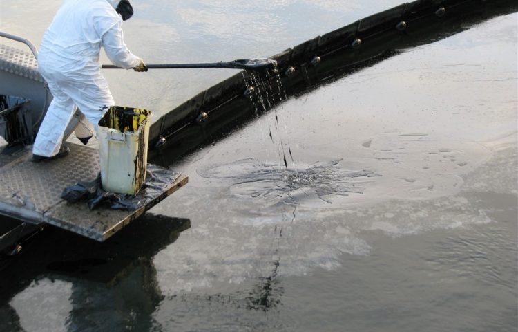 inquinamento da idrocarburi