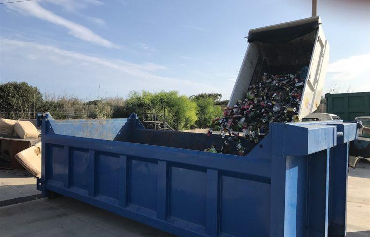 Ritiro rifiuti – Tharros Marittima (6)